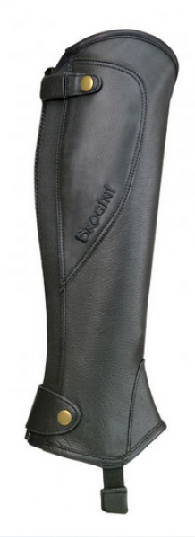 Milano leather gaiter