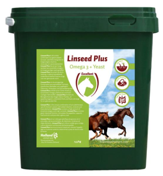 Holland Animal Care Linseed Plus