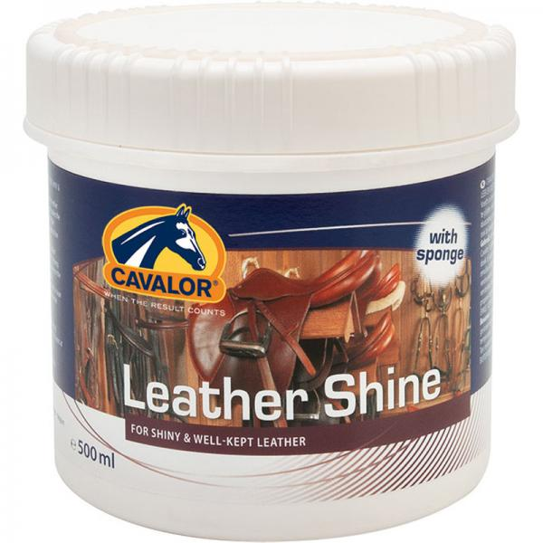 Cavalor Leather Shine 500ml