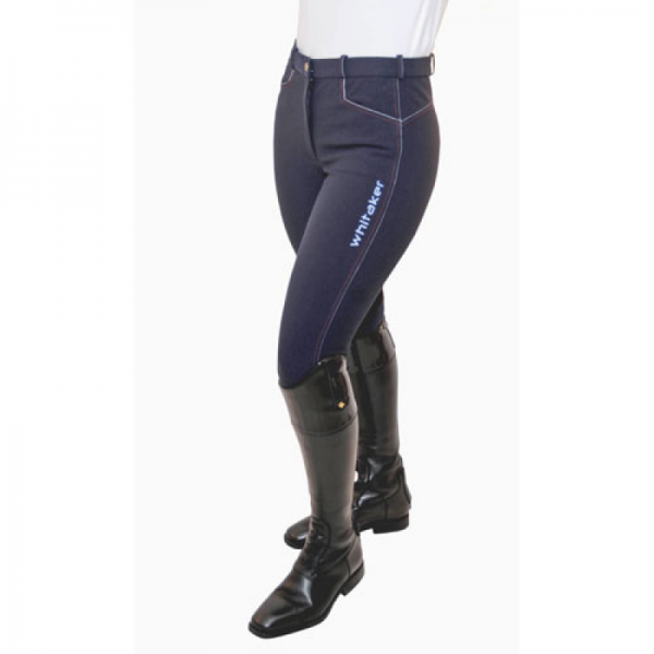 J.W full leather breeches