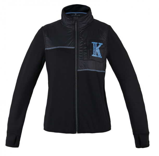 KL CD Salvamento Ladies Fleece Jacket