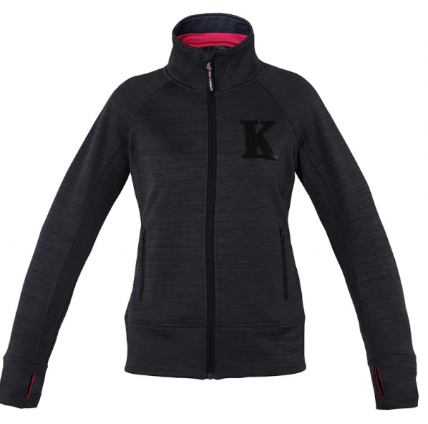 KL MESCO unisex fleece jacket