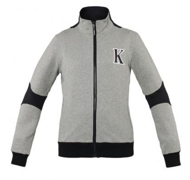 KL AUKLAND unisex sweat jacket
