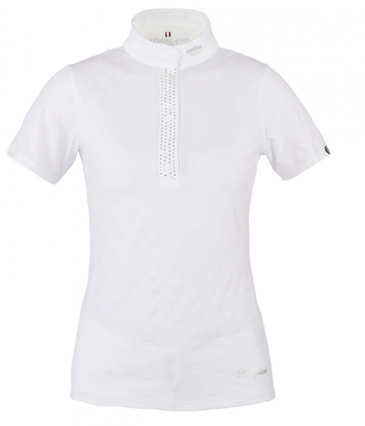 Competition shirt white