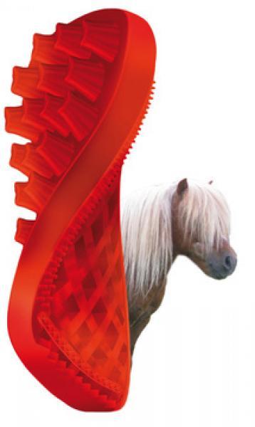 Pet+me horse long hair brush