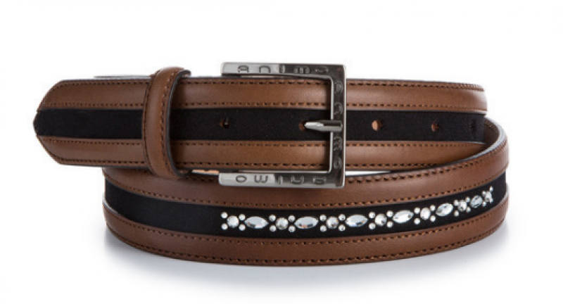 Animo leather belt