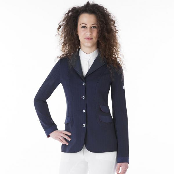 Animo competition Jacket Lasal Navy