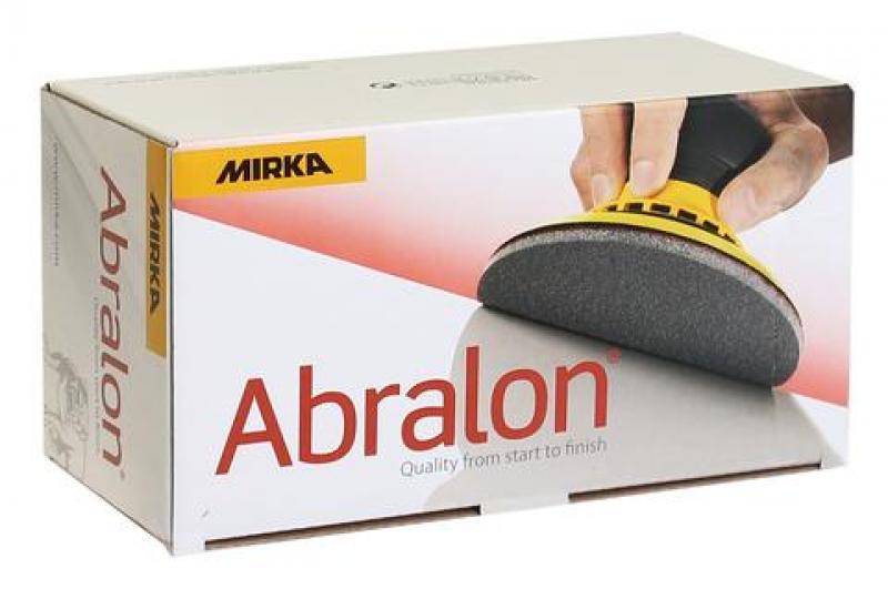 Abralon 125mm P600