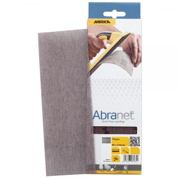 Abranet v.p.115x230mm P 80 10tk.grip