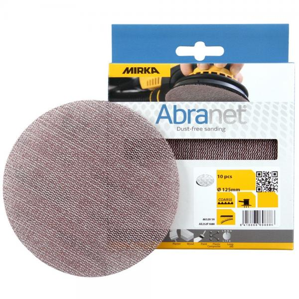 Abranet v.p.125mm P180 3tk.grip