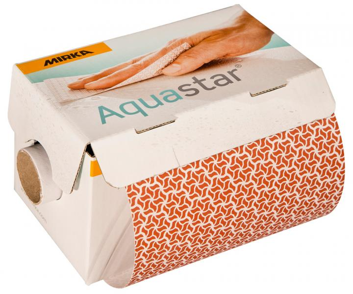 Aquastar 115x140mm  P600 100/rull