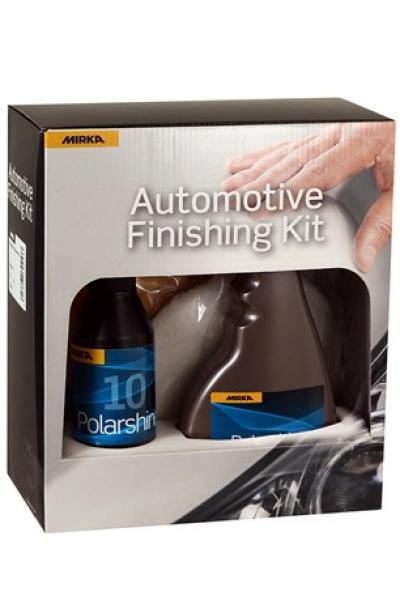 Mirka Polarshine Automotive Finishing Kit -