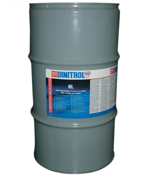 Антикоррозийная жидкость Dinitrol ML 60л