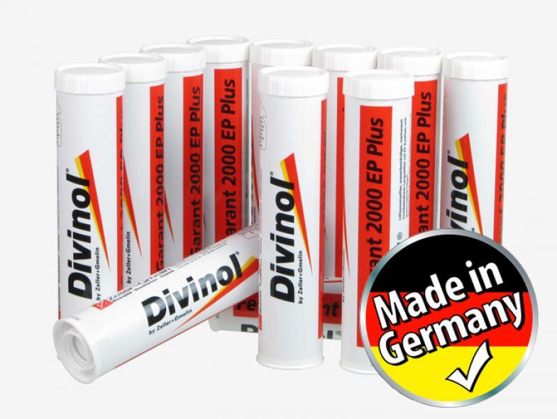 DIVINOL Fett EP-3 Lithium 400ml