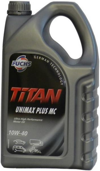 F. TITAN UNIMAX PLUS MC 10W-40 4L