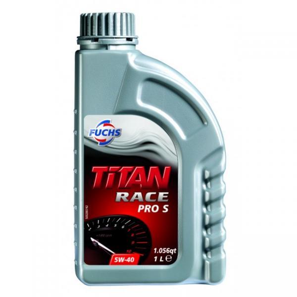 F. TITAN RACE PRO S 5W-40 1L