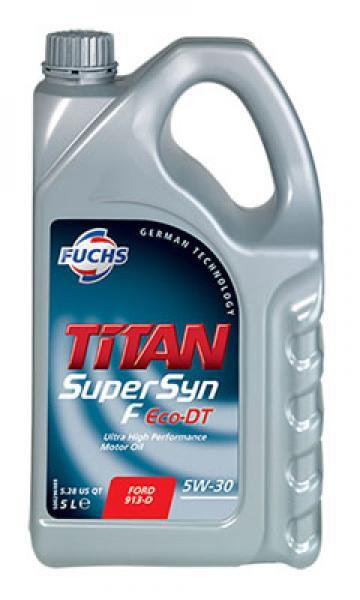 F.Titan Supers.F 5W-30 4л ECO-DT