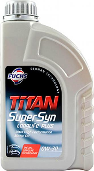 F. TITAN SUPERSYN LONGLIFE PLUS 0W-30 1L