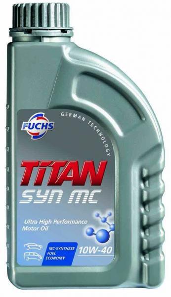 F. TITAN SYN MC 10W-40 1L