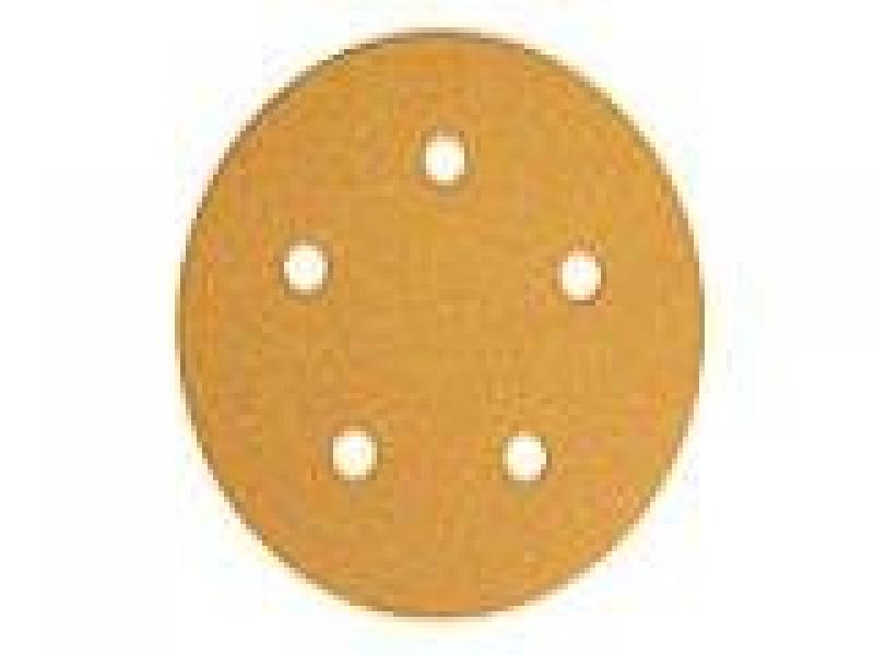 Gold 125mm H5 P500 grip