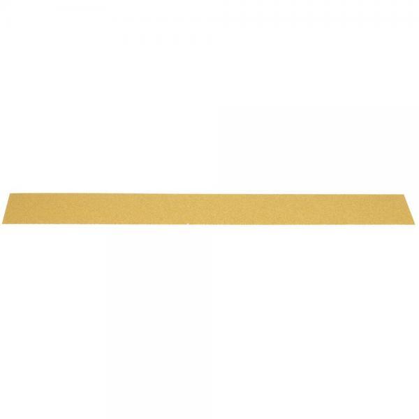 Gold liuska liimalla 70x450mm P60