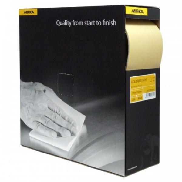 Goldflex soft 115ммx25м  P1000 / рулон