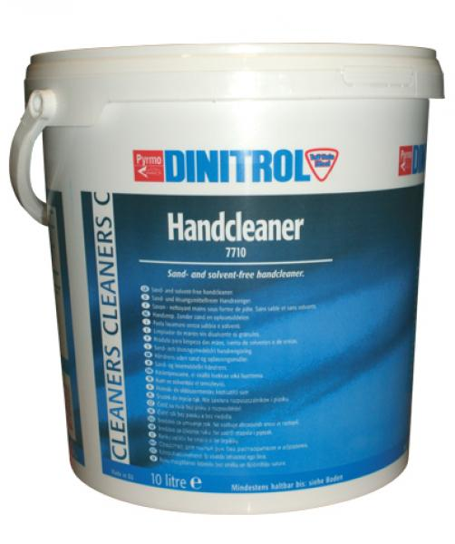 Solvent and sand free handcleaner 10L