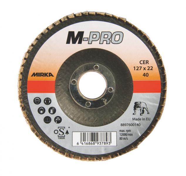 Диск с ламелями M-Pro 127x22 P40 Cer