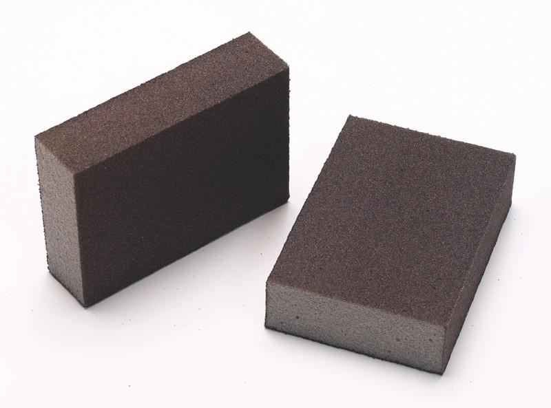 Шлифовальная губка 100x70x28мм  P100/100