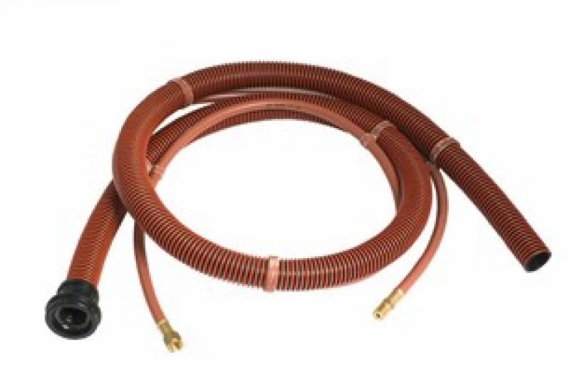 Sander dust hose 1,8m(150mm)