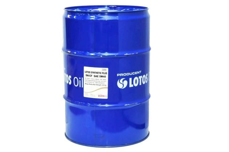 LOTOS TRAFFIC PRO 025 5W-30  50KG