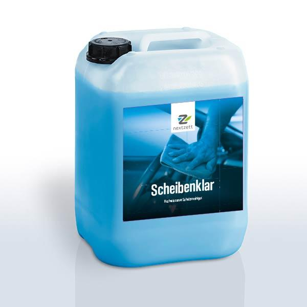 NZ Glass cleaner 10L