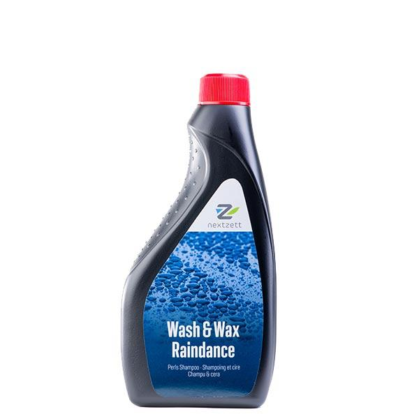 NZ Raindance Wash&Wax 500ml (vaha-šampoon)