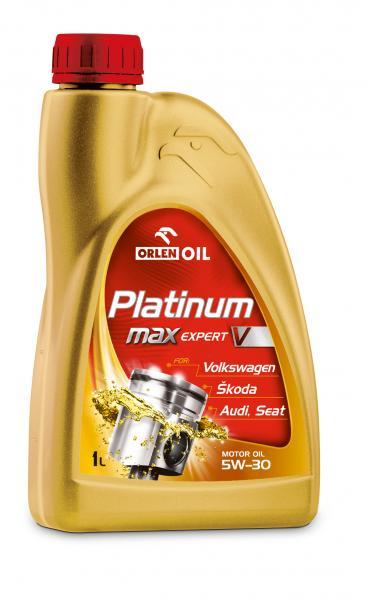 O. PLATINUM MAXEXPERT V 5W-30 1L