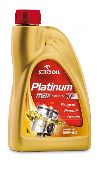 O. PLATINUM MAXEXPERT XF 5W-30 1L