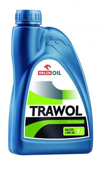 O. TRAWOL 10W-30 1L