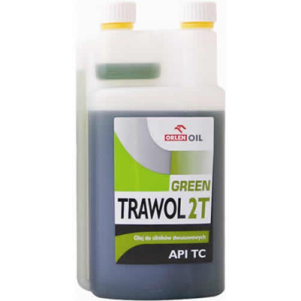O. TRAWOL 2T (roheline) dosaator 1L