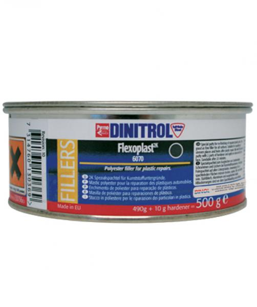 Dinitrol Contour filler for plastics 6070 500g