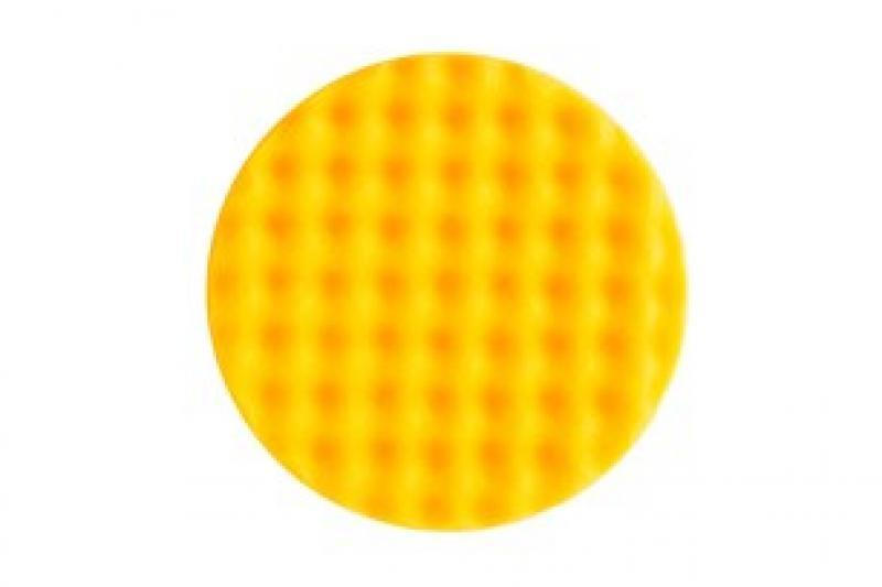 Pol.ketas 150mm kollane vahvel medium (2tk)