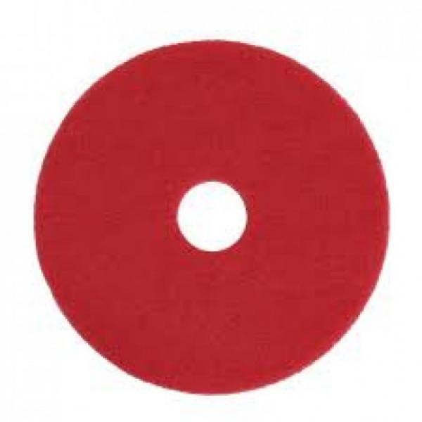 Põranda poleerimisketas 406x25mm (punane)