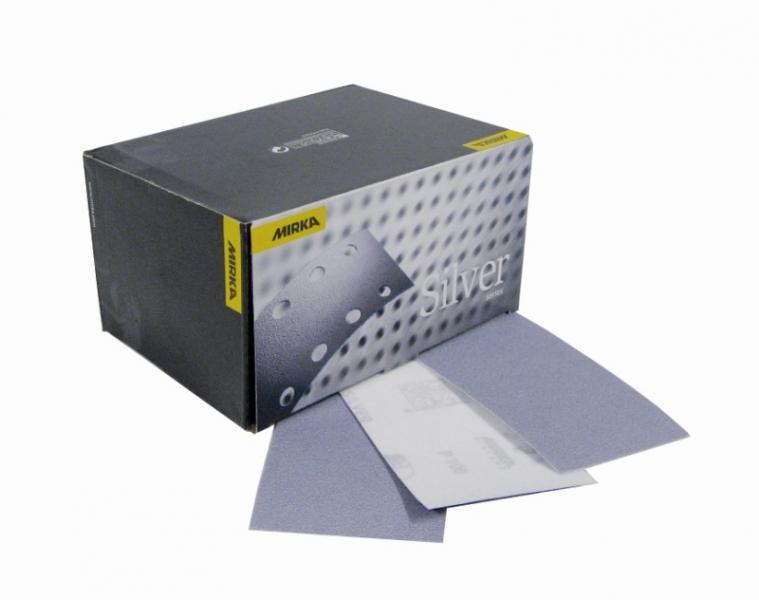 Q. SILVER grip 70x125mm P240