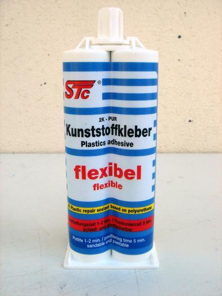 """STC 2K plastikuliim """"elastne"""" 50ml"""