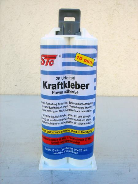 Power adhesive 10min. 50ml