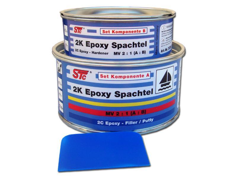 STC Epoxy-pahtel 4,5 kg kompl.