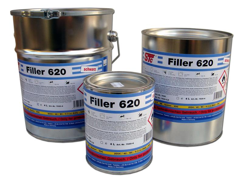 STC Filler 620 2K-HS 3,5L must