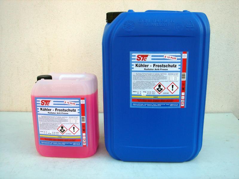STC Jahutusvedelik (violetne) kontsentraat 30KG