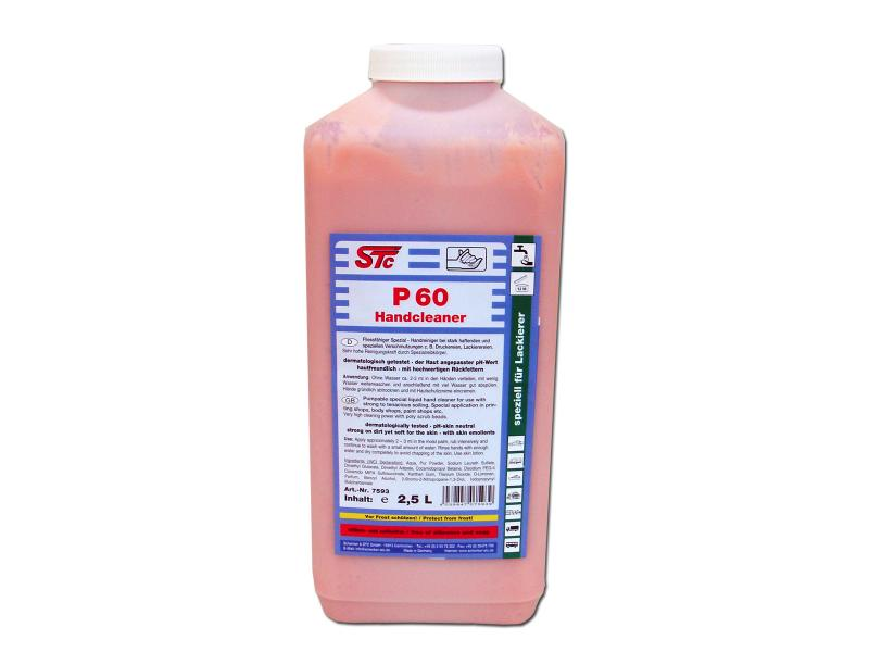 Handcleaner P60 2,5l