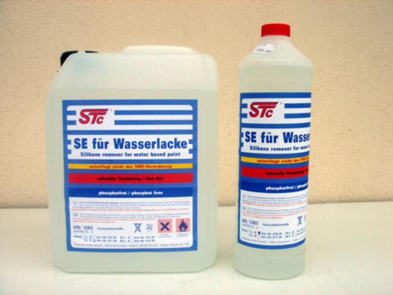 STC Silikooni eemaldaja 5L (vesivärvidele)