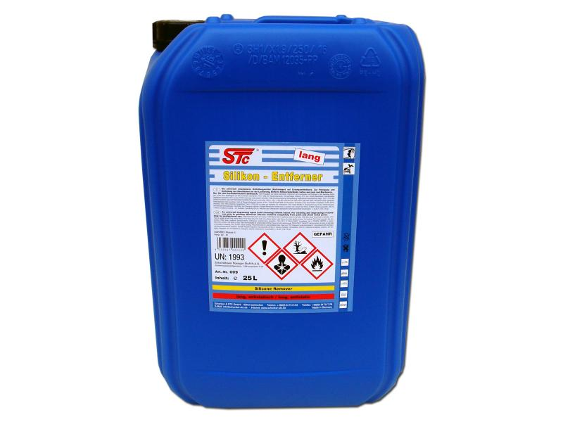 STC silicone remover 25L (metal can)