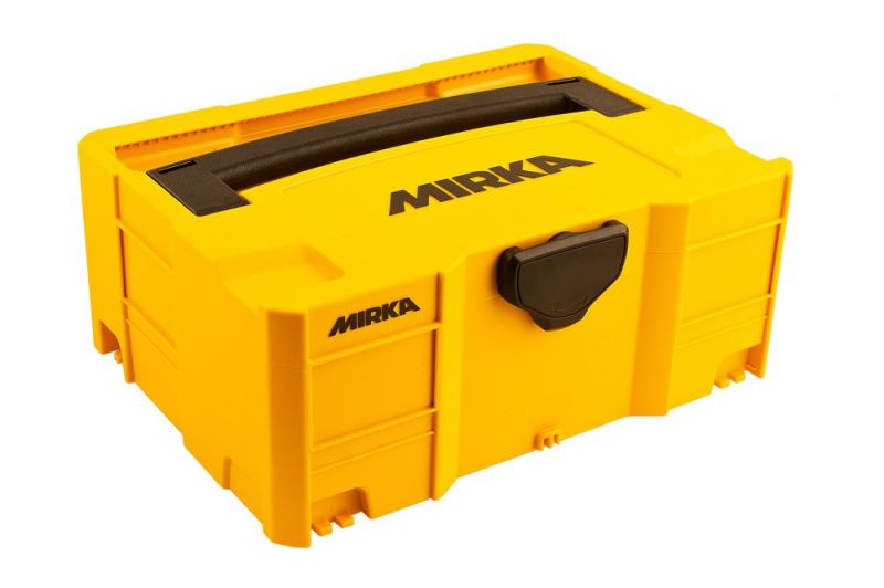 Mirka Case 400x300x158mm Yellow